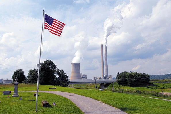 Загрязнение воздуха в США
